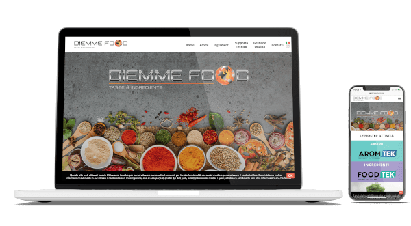Diemme Food - Eximia Agency